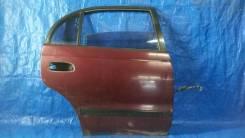 Дверь задняя правая Toyota Carina E 1992-1997