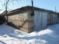 Продам гараж. ул. Таёжная, р-н За детской поликлиникой, 30 кв.м., электричество, подвал.