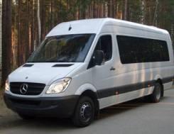 Mercedes-Benz Sprinter 515 CDI. Продается микроавтобус, 2 143 куб. см., 19 мест