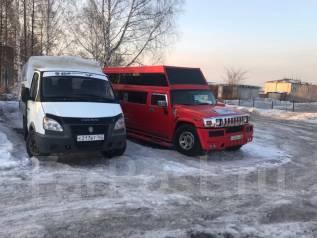 ГАЗ ГАЗель Бизнес. Газель бизнес 3302, 2 400 куб. см., 1 500 кг.