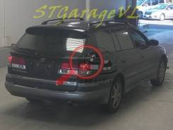Задняя часть автомобиля. Toyota Caldina, ST195G