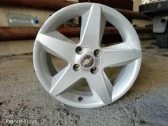 """Chevrolet. x17"""", 4x114.30, ET7, ЦО 60,0мм."""