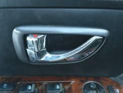 Накладка на ручку двери внутренняя. Hyundai Terracan, HP Двигатели: D4BA, D4BB, D4BF, D4BH, G4CU, G6CU, J3