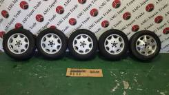 "Комплект колёс(Ромашки) на Mercedes-Benz. W124 R15. 6.5x15"" 5x112.00 ET44"