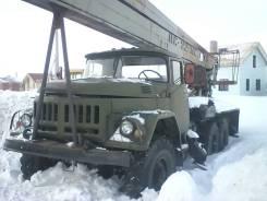 ЗИЛ 131. Продается автовышка ВС-22 на базе ЗиЛ-131, 6 000 куб. см.