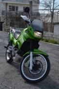 Kawasaki KLE 500. 500 куб. см., исправен, без птс, с пробегом