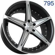 """Sakura Wheels 3249. 9.0x20"""", 5x114.30, ET35, ЦО 73,1мм."""