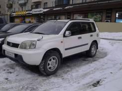 Nissan X-Trail. механика, 4wd, 2.0 (150 л.с.), бензин, 150 тыс. км