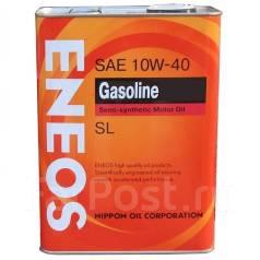 Eneos Super Gasoline. Вязкость 10W-40, полусинтетическое. Под заказ