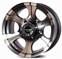 """PDW Wheels. 8.0x16"""", 5x139.70, ET-15, ЦО 108,2мм."""