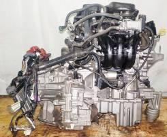 Двигатель в сборе. Toyota Vitz Двигатель 1KRFE