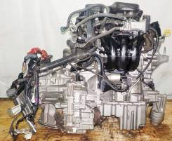 АКПП. Toyota Vitz Двигатель 1KRFE