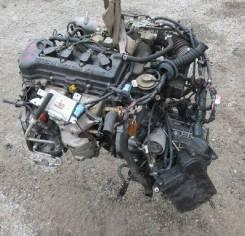 Двигатель в сборе. Nissan Wingroad, VFY11, WFY11 Nissan AD, VFY11, WFY11 Nissan Sunny, FB15 Двигатель QG15DE