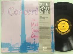 Модерн Джаз Квартет / Modern Jazz Quartet - Concorde - US LP 1955