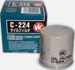 Фильтр Масляный C-224 15208-9F60A, 15200-ED00A