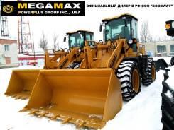 Megamax. Фронтальный погрузчик GL 300E, 3 000кг., Дизельный, 1,60куб. м.