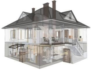 Технические дизайн проекты домов и квартир