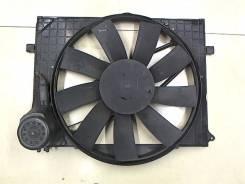Вентилятор радиатора Mercedes, S W220 1998-2005, Седан, АКПП (авт.), M113.960, Бензин, 5 л, Инжектор, белый, 1999