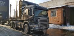 Scania P440. Скания P440 6x4, 13 000 куб. см., 10 т и больше