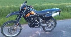 KTM 640 LC-E. 450куб. см., исправен, птс, без пробега