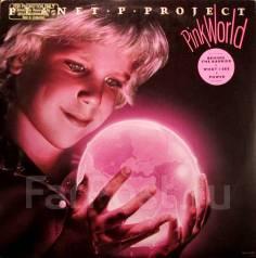 "Винил Planet P Project ""Pink world"" 2LP 1984 USA"