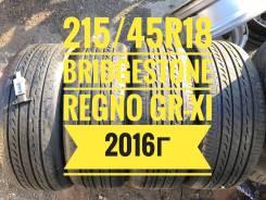 Bridgestone Regno GR-XI. Летние, 2016 год, износ: 5%, 4 шт. Под заказ