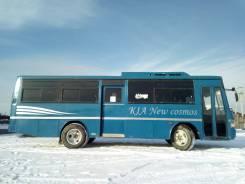 NEW Cosmos, 2002. Продам Корейский Автобус 26 сидячи мест, общее 50. ОтлТехСост. Обмен!, 6 800 куб. см., 26 мест