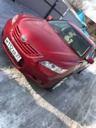 Дефлектор капота. Toyota Camry, ACV40, ACV41, ACV45