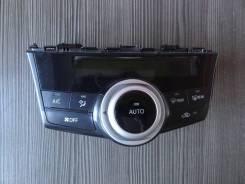 Блок управления климат-контролем. Toyota Prius a, ZVW40, ZVW40W, ZVW41, ZVW41W Toyota Prius v, ZVW40 Toyota Prius Двигатель 2ZRFXE