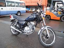 Suzuki GN 125. 125куб. см., исправен, птс, без пробега. Под заказ