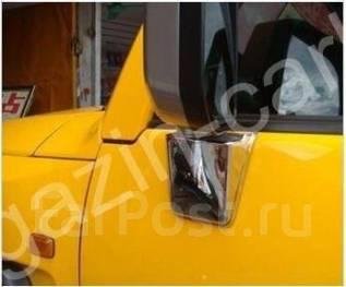 Накладка на зеркало. Toyota FJ Cruiser, GSJ10W, GSJ15W Двигатель 1GRFE. Под заказ
