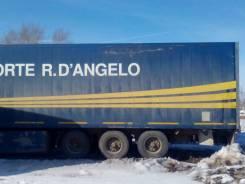 Lecitrailer. Продается полуприцеп фургон, 39 000 кг.