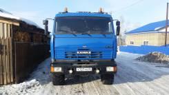 КамАЗ 44108. Продаётся сидельный тягач, 10 850 куб. см., 20 000 кг.