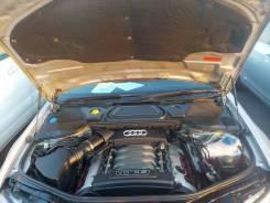 Двигатель в сборе. Audi A8, D3/4E Двигатель BFM