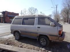 Toyota Lite Ace. YM40, 3Y EFI