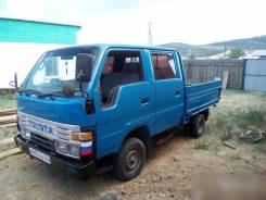 Toyota Town Ace. Продается двухкабинный грузовик Toyota Town Аce, 2 000куб. см., 1 000кг.