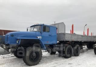 Урал. со спальником + полуприцеп, 11 185куб. см., 1 000кг.