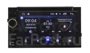 Универсальная 2DIN (173x100) магнитола Android 6.0.1 6116