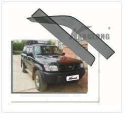 Ветровик на дверь. Nissan Patrol, Y61 Nissan Safari. Под заказ