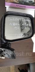 Зеркало заднего вида боковое. Mitsubishi Chariot Grandis, N84W, N86W, N94W, N96W Двигатели: 4G64, 6G72