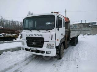Hyundai HD250. Манипулятор Huyndai HD 250, 12 000 куб. см., 15 000 кг.
