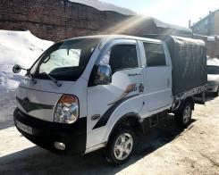 Kia Bongo. Продается грузовик КИЯ Бонго 3 в Новосибирске, 2 900куб. см., 1 000кг.