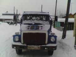 ГАЗ 3307. , 4 250 куб. см., 4 000 кг.