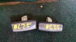 Номерные знаки сувенирные. Nissan Serena, NC25
