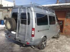 ГАЗ 2217 Баргузин. ГАЗ 2217, 2 000 куб. см.