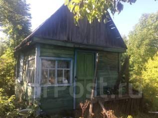 Дача 17км Владивостокского Шоссе сопка, 9 соток общество (Строитель). От агентства недвижимости (посредник)