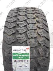 Kumho Road Venture KL78. Грязь AT, 2016 год, без износа, 4 шт