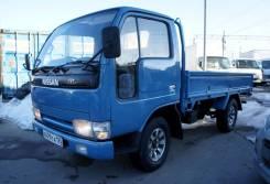 Nissan Atlas. Бортовой, односкатный, категория В, 2 000 куб. см., 1 500 кг.