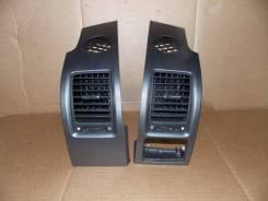 Решетка вентиляционная. Honda CR-V, RE3, RE4 Двигатели: K24A, K24Z1, K24Z4, N22A2, R20A1, R20A2