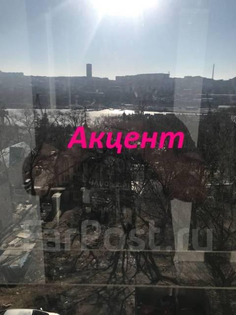 1-комнатная, улица Херсонская 12. Чуркин, агентство, 33 кв.м. Вид из окна днем